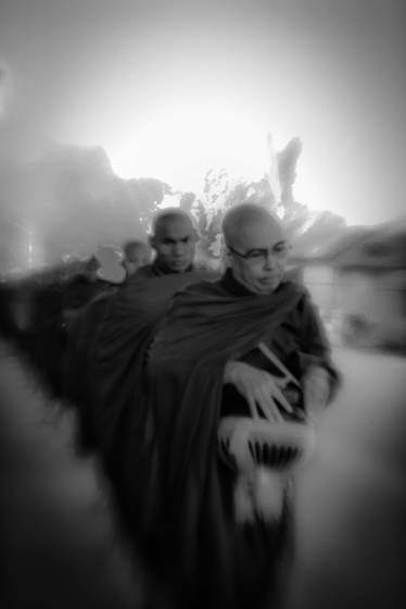 Monks_on_parade