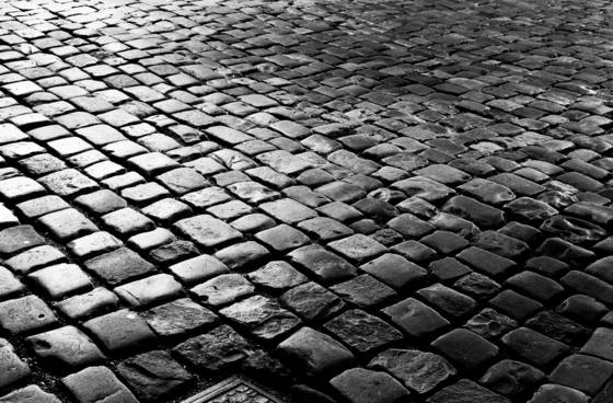 Cobblestones by Christopher Alzapiedi :: Black & White Magazine: bandwmag.com/galleries/bw/contests/3/categories/7/photographs/5902