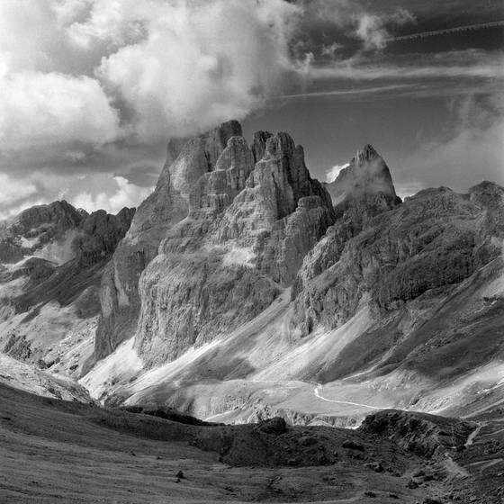Catinaccio_mountains