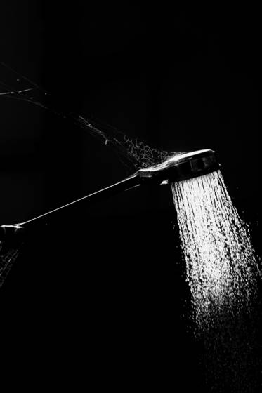 Shower_with_cobwebs