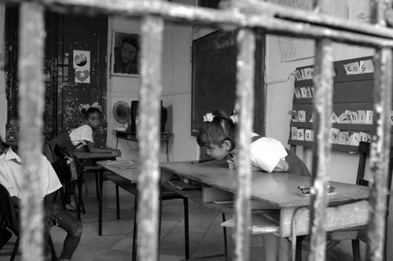 School_in_santiago_de_cuba