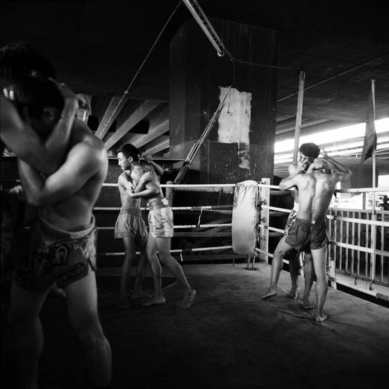 The_muay_thai_clinch