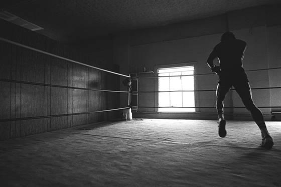 Boxer_silhouette
