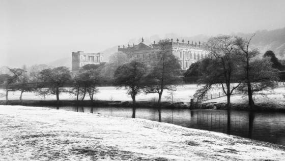 Chatsworth_in_winter