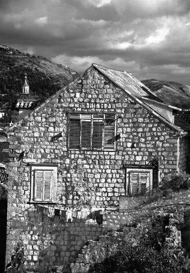 Dubrovnik_house