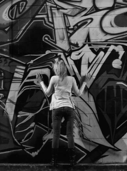 Graffiti_girl
