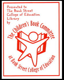 Modern bookplate from the Children's Book Committee Collection