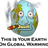 The Earth on Global Warming
