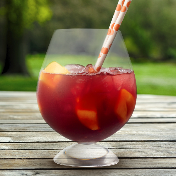 Barefoot Malbec Sangria Cocktail