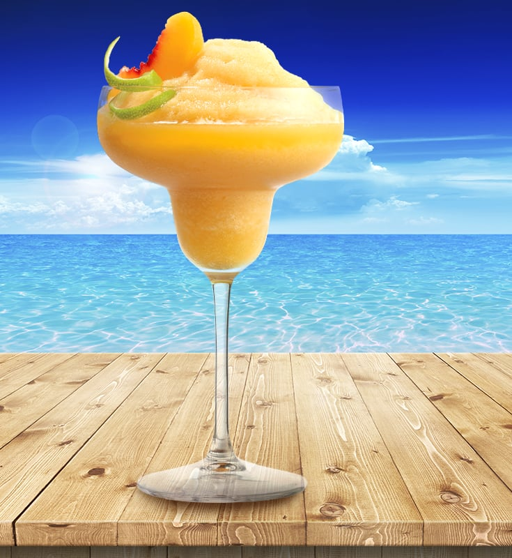 Photo of Punch of Peach Margarita