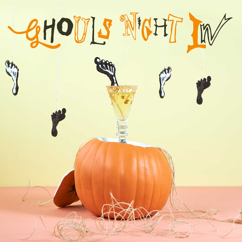 Barefoot Ghouls night in