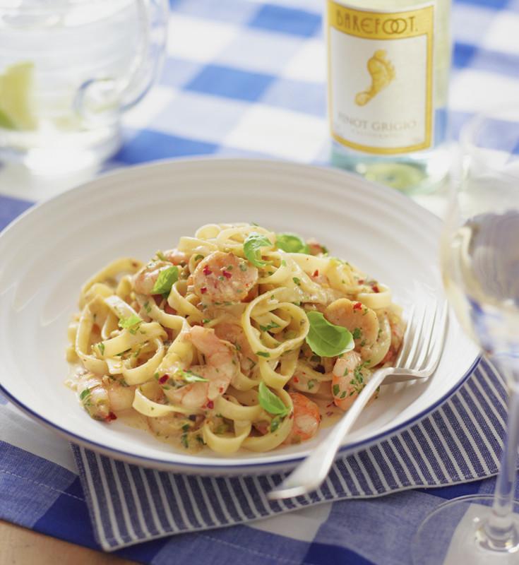 Photo of Cajun Seafood Pasta