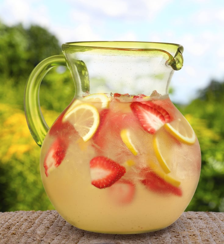 Photo of Strawberry Lemon Twist