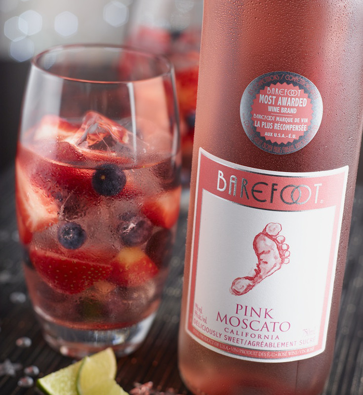 Barefoot Berry Moscato
