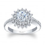 Halo Engagement Ring 7969L