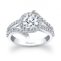 Diamond Engagement Ring - 7857LW