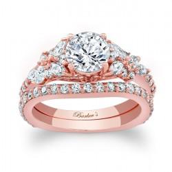 Rose Gold Bridal Set 7950SPW