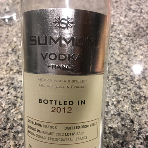 Summum Vodka