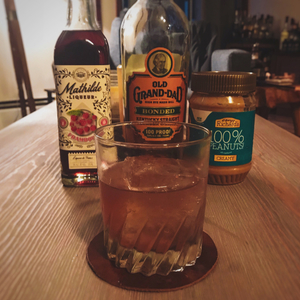 PB & J Old Fashioned