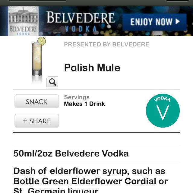 Polish Mule
