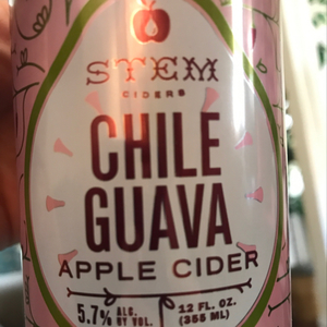 Chile Guava Cider