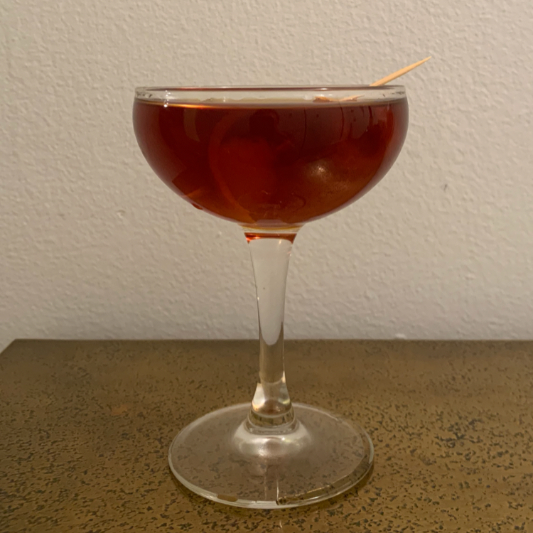 Alcazar Cocktail