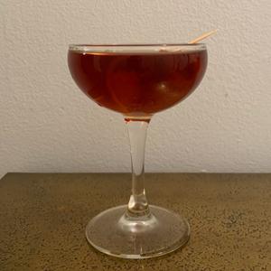 Alcazar Cocktail