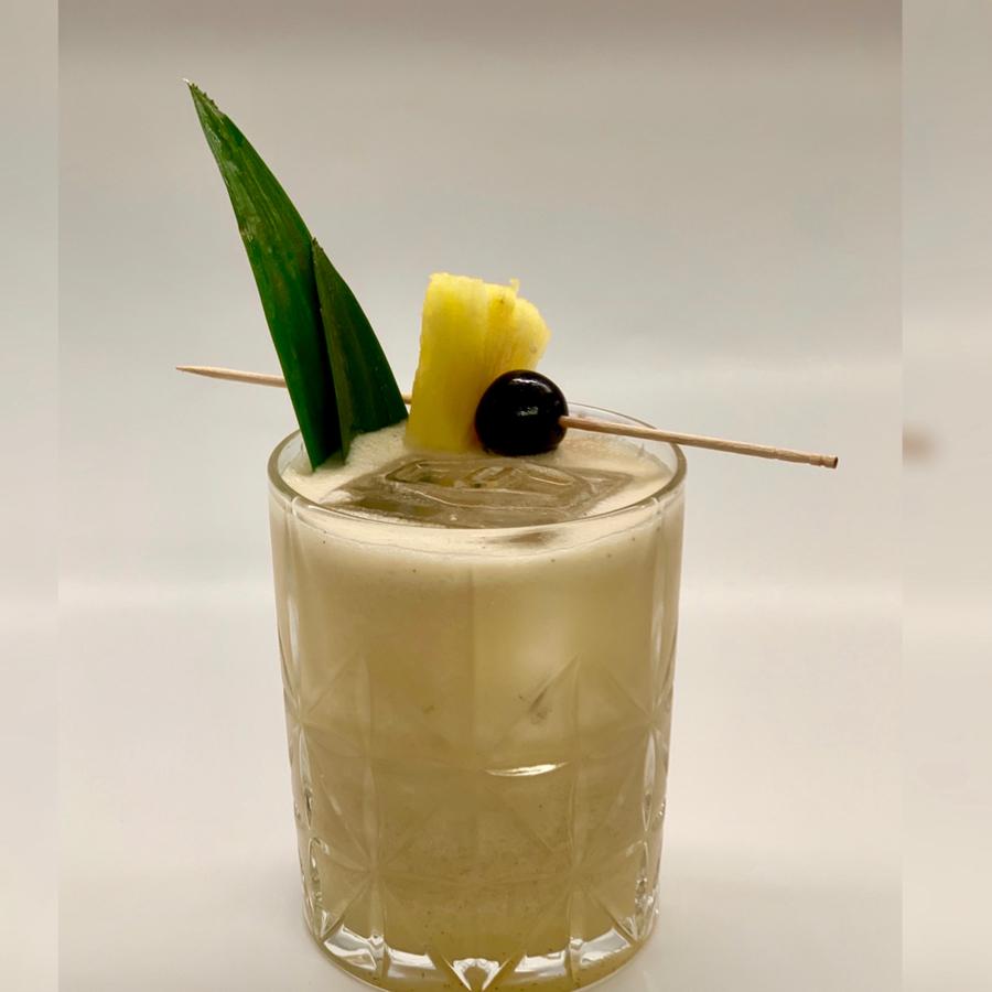 Tiki-Bourbon