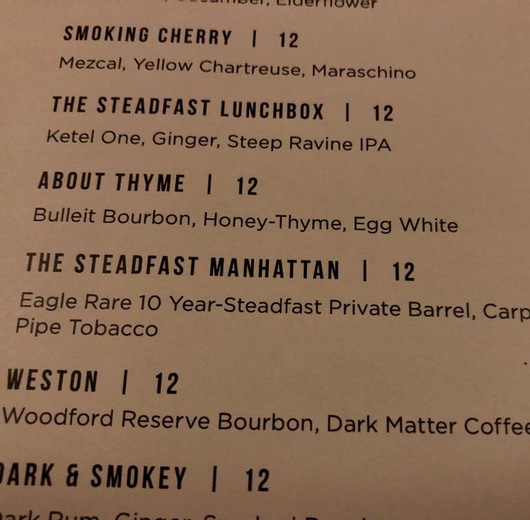 The Steadfast Manhattan