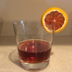 A Gentleman's Manhattan