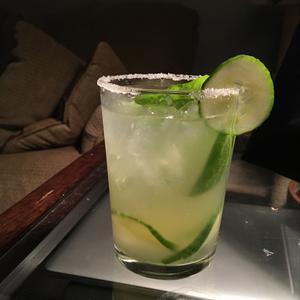 Salty Cucumber Cider