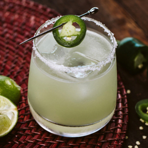 The Spicy Margarita