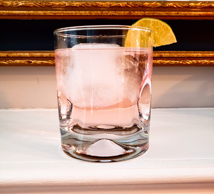 Pink G & T
