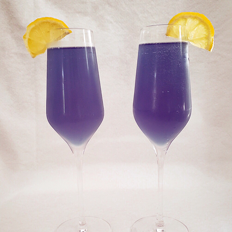 Diamond Blue Cocktail