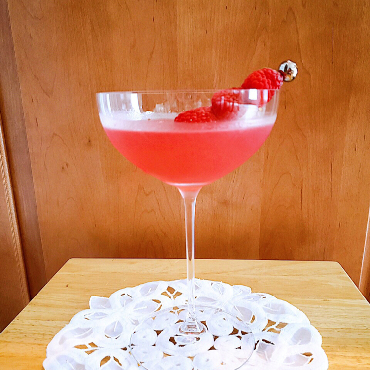 Coco Berry Cocktail