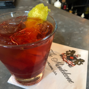 Country Fall -a twist in the classic negroni
