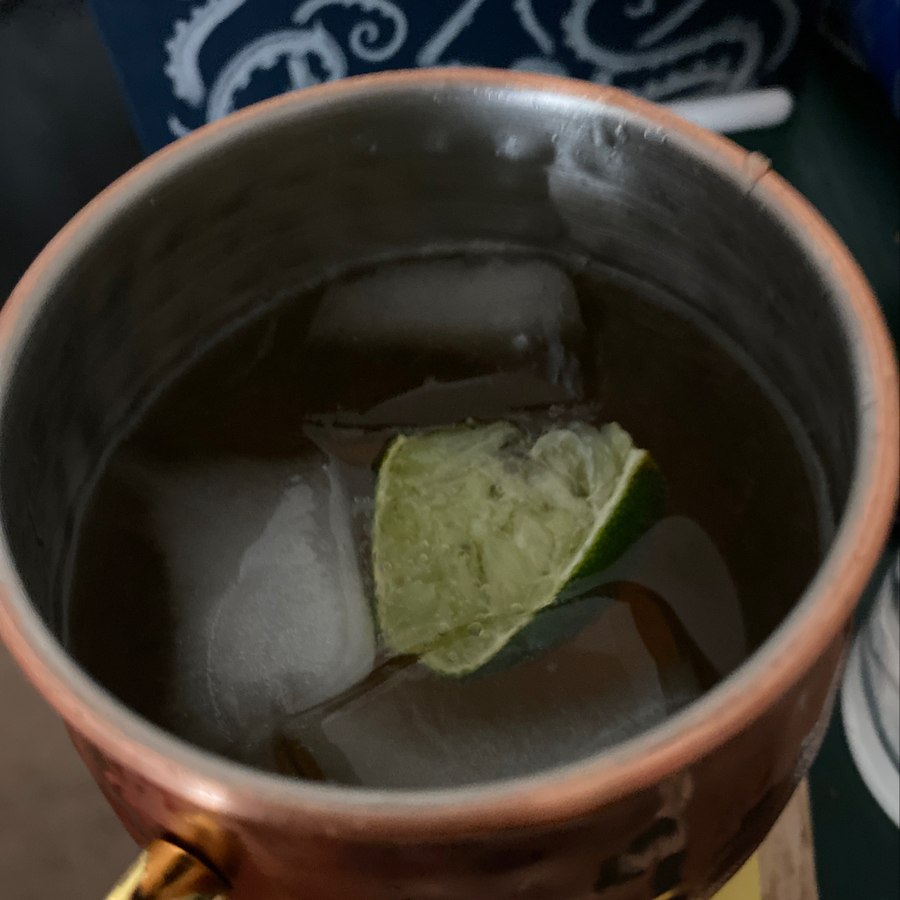 Carribean Mule
