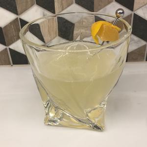 Mezcal Lemon Penicillin