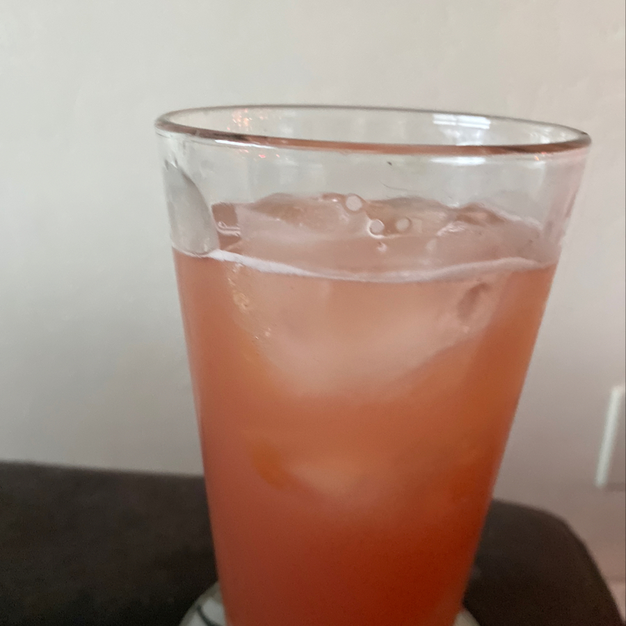 Cran Orange Mocktail