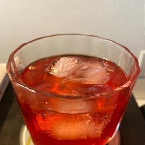 Cherry Bomb Mocktail