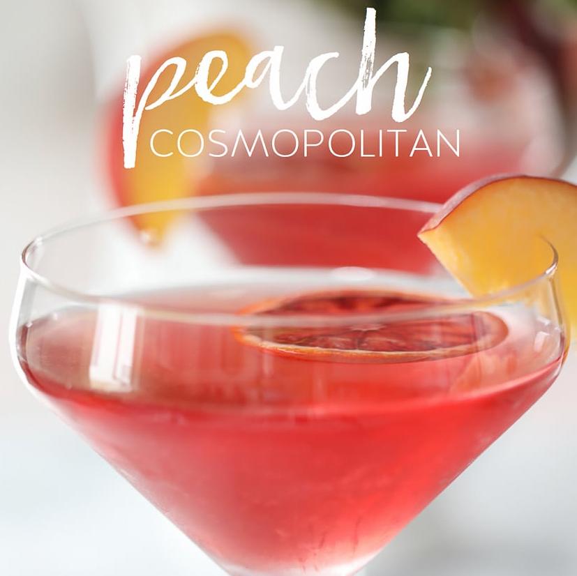 Peach Cosmo / Woo Woo