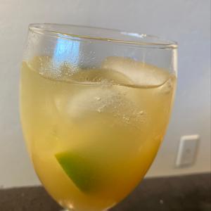Pomegranate Pineapple Mocktail