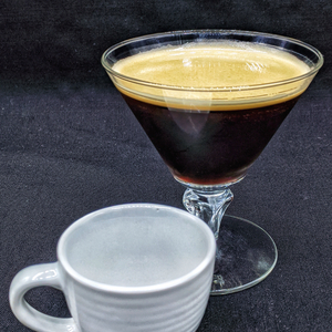 Tequila Espresso Martini