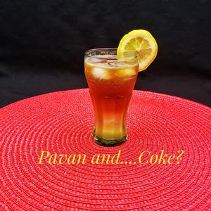 Pavan and...Coke?