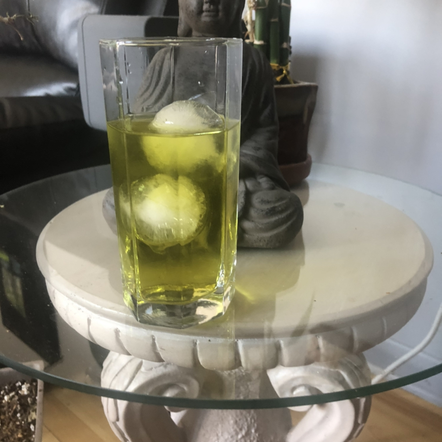 Radioactive Long Island iced tea