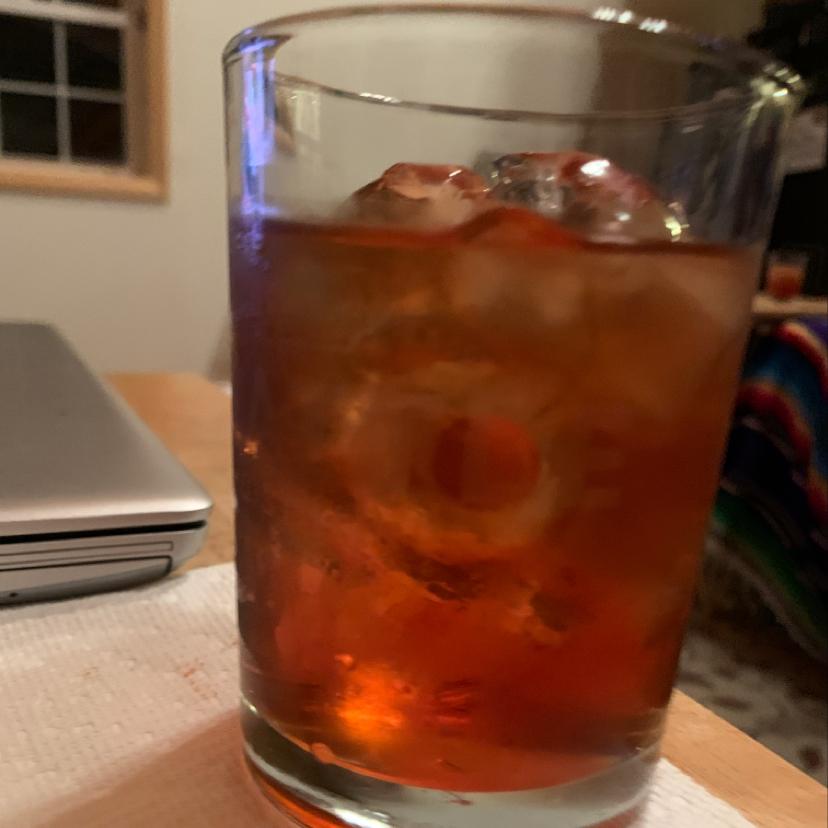 PBJ Old Fashioned