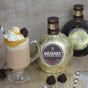 Mozart Chocolate Cream Liqueur Coffee