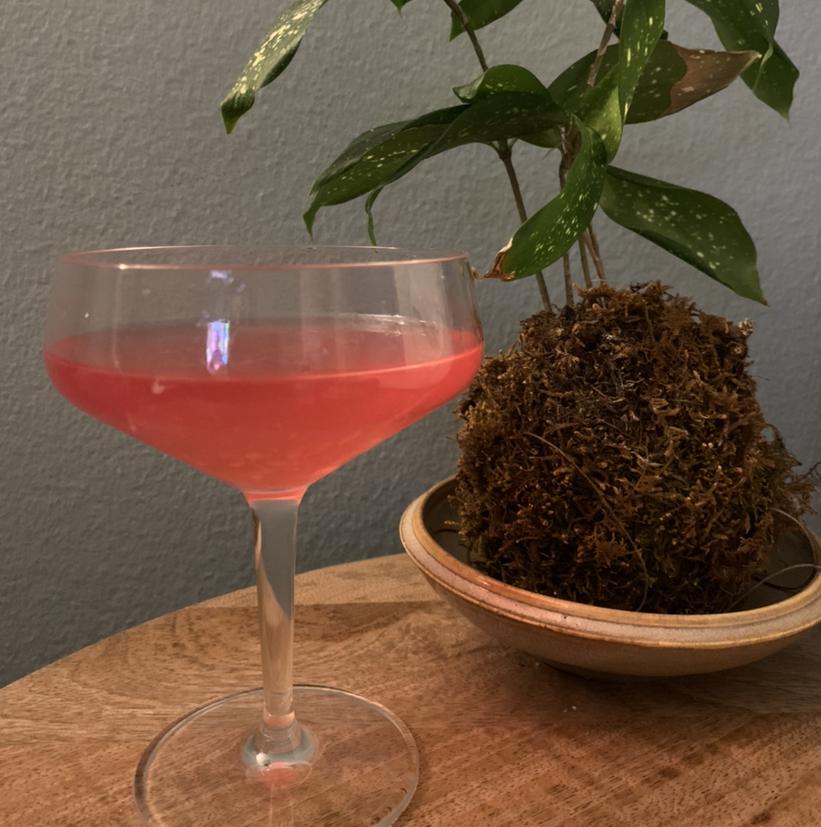 Hibiscus Rum