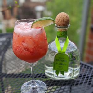 Strawberry-Pineapple Margarita