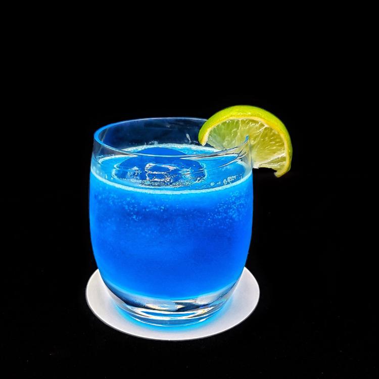 The Blue Lime (aka A Drop of Blue)